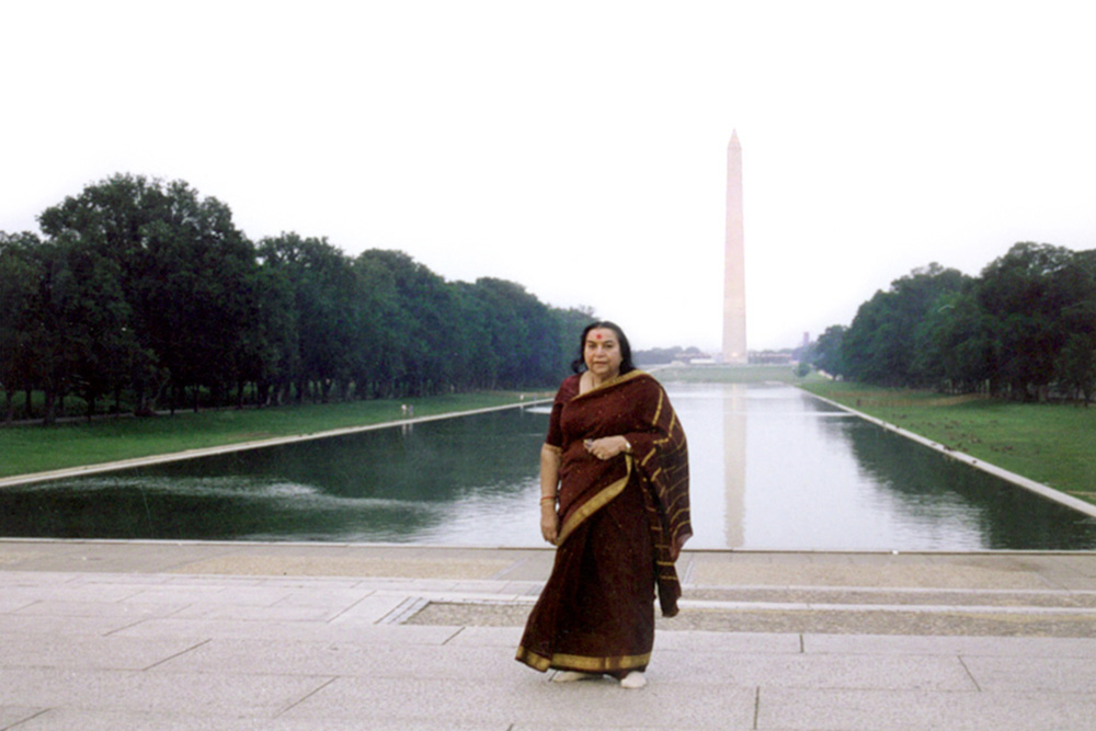 She was also Mother Nature | Sahajayoga Reviews