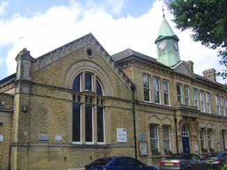 Anerley Town Hall - Thurdsdays @ 7.30pm