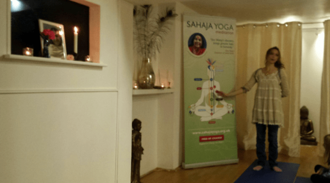 Free Meditation Class in Notting Hill