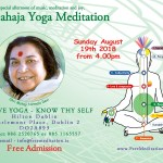 Free Music & Meditation – Achieve Yoga in Dublin