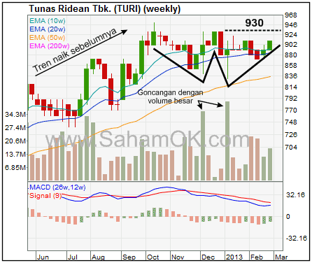 Analisa-Saham-TURI-double-buttom-2013-03-03-web