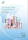 Annual Report (Laporan Tahunan) PT Mandom-Indonesia Tbk (TCID) 2012