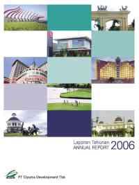 Annual-Report-Ciputra-Development-CTRA- 2006