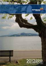 Annual report Nipress 2012