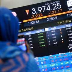 Kode broker saham asing