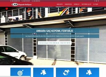 Can Kepenk Ferforje Ankara Saç Kepenk – Demir Doğrama-Ferforje – ankarakepenkferforje.com