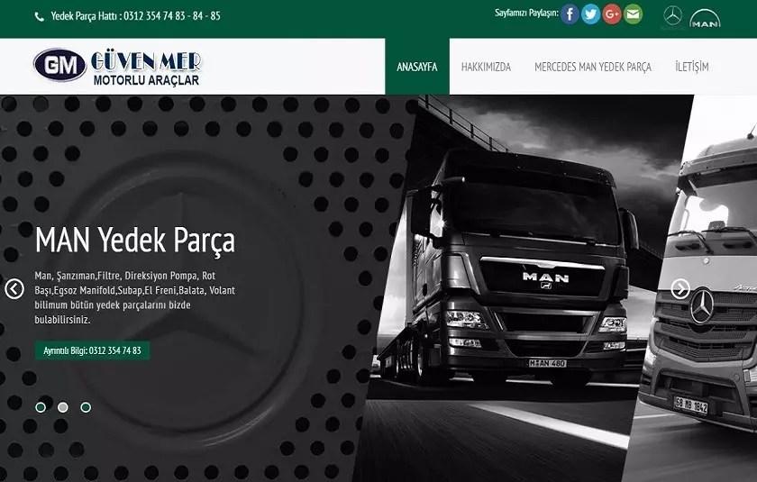 Güven Mercedes Man Yedek Parça – guvenmercedesmanyedekparca.com