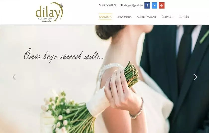 DİLAY GOLD Kuyumculuk – www.dilaygold.com