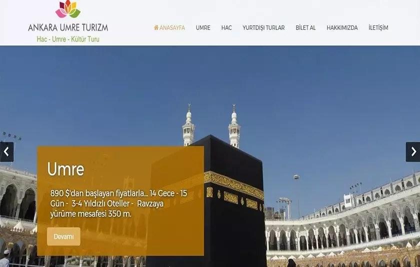 Ankara Umre Tur Dubai Bosna Balkan Turizm –www.ankaraumreturizm.com