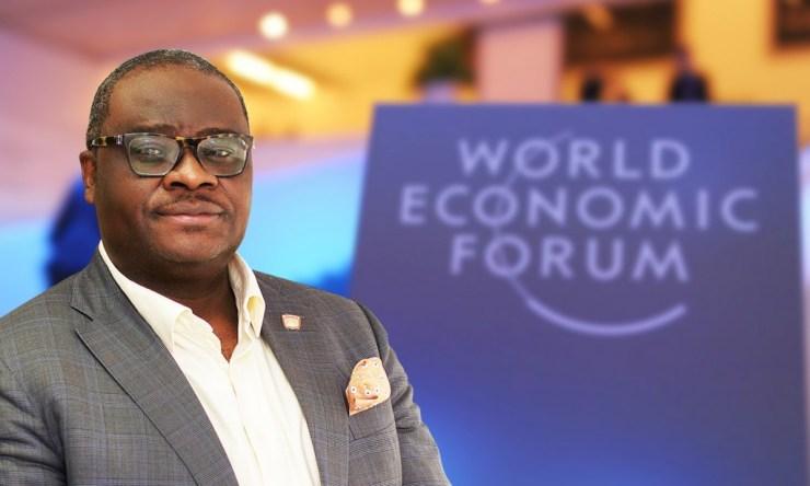 Kola Adesina, Group Managing Director, Sahara Power Group