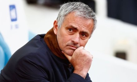 "Mourinho finally sings his ""Swan song"""