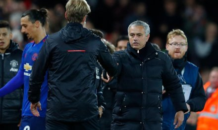 Jose does what Jose does best…. Defend