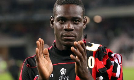 Mario Balotelli: I'll 'fly helicopter over Nice' if we win Ligue 1 title