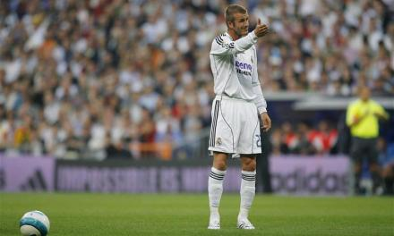David Beckham set to become club ambassador at Real Madrid