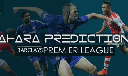 Sahara Predictions for Game week 11 (EPL)