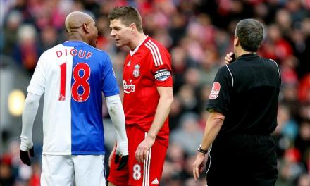 El-Hadji Diouf: I showed Steven Gerrard he was nothing when I arrived at Liverpool, and he asked for my shirt
