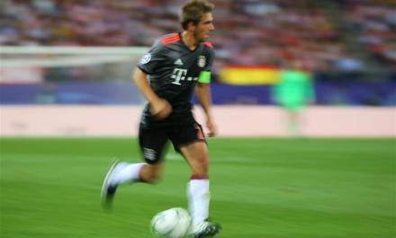 Bayern Munich captain Philipp Lahm admits he could retire next year