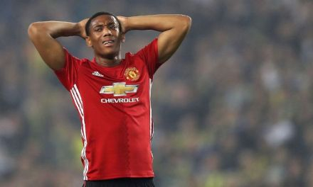Martial adapting to 'very different' Man United this season – Mourinho