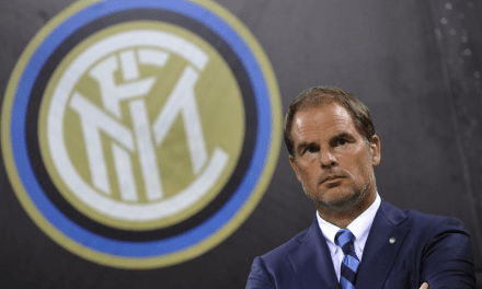 "Frank de Boer insists he ""needed more time"" after Inter sacking"