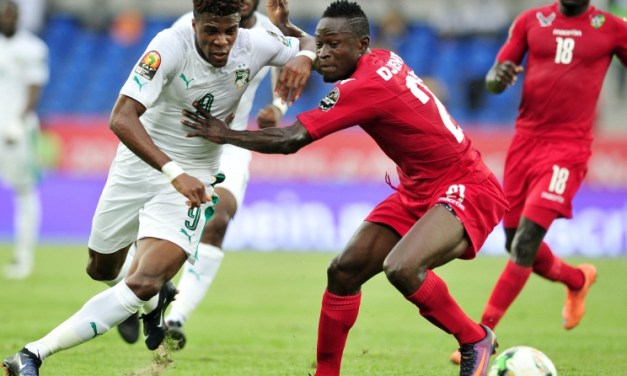 #AFCON2017: Ivory Coast held by Togo, Kabananga the hero for DR Congo