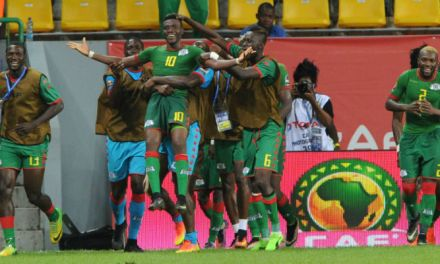 Traore stunner wins bronze for Burkina Faso