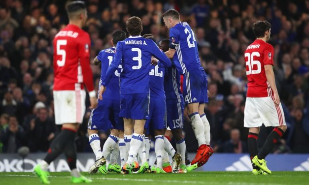 FA Cup semifinal draw: Chelsea face Tottenham while Arsenal get Man City