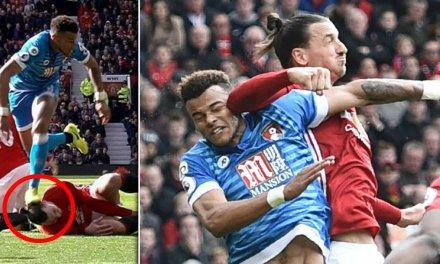 Tyrone Mings given five-match ban for Zlatan Ibrahimovic stamp