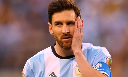 Messi-Less Argentina Lose 2-0 to Bolivia In WC Qualifier