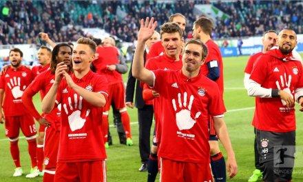 Bayern Munich seal Bundesliga title as Leipzig and Dortmund draw