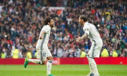 Real Madrid snatch win over Valencia, Granada relegated