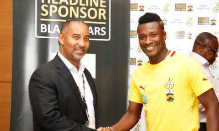 """Sports Minister- """"GNPC Will Continue To Sponsor Black Stars"""""""