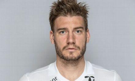 Nicklas Bendtner's Rosenborg teammates upgrade 'Lord' nickname