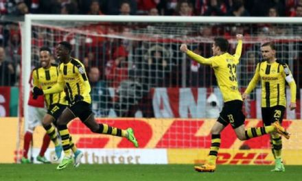 Dembele hits winner as Dortmund rally to beat Bayern Munich