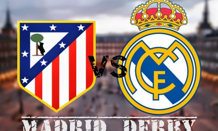 The final Madrid derby in the Vicente Calderón