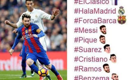 New Twitter Emojis Released Ahead Of El Clasico