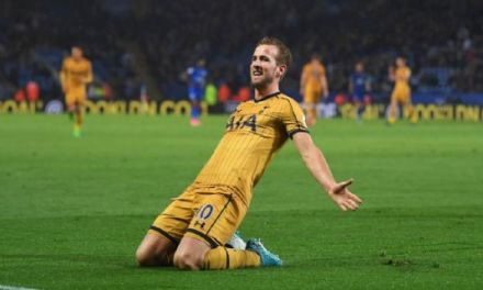 Harry Kane Scores Four As Spurs Beat Leicester 6-1