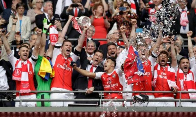 Arsenal Beat Chelsea To Win FA Cup For Record 13th Time