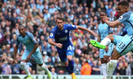 Manchester City Move Third After Beating Leicester City