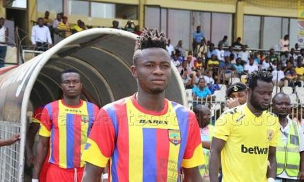 """I Dedicate WAFA Win To Hearts Of Oak Supporters"" – Fatawu Mohammed"