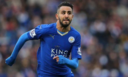 Mahrez Hands In Transfer Request To Leave Leicester