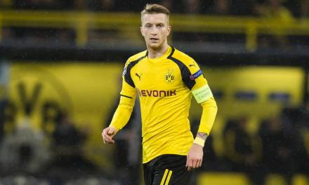Dortmund's Marco Reus Out For Six Months