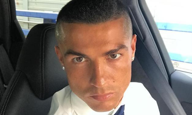 Ronaldo Gets New Haircut To Celebrate Champs League Win