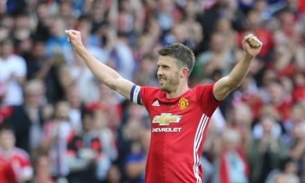 Michael Carrick Named New United Captain