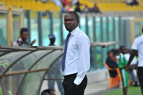 C.K Akunnor In Race For Nasco Coach Of The Month.
