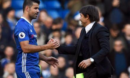 """""""Conte Said He Did Not Count On Me For Next Season"""" – Diego Costa"""