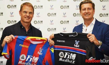 Frank de Boer Is New Crystal Palace Boss