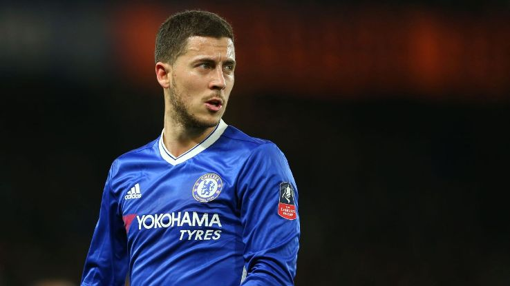"""Hazard Is Happy At Chelsea"" – Antonio Conte"