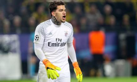 Manchester City Sign Goalkeeper Ederson From Benfica