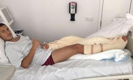 Hazard To Miss Start Of Season After Ankle Injury