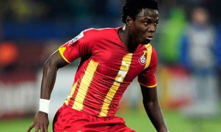 FIFA Bans Ghanaian Player Samuel Inkoom For A Year